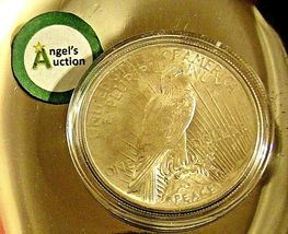 Uncirculated Liberty Silver Dollar 1923 Peace  AA20-CND7007 image 4