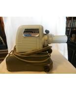 Viewlex V25 Vintage 35MM Fimstrip Slide Projector Motor Fan Cooled Apoll... - $111.38