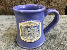 Deneen Pottery St. Paul 2010 Miller Tree In 1916 Bed & Breakfast Coffee Mug - $14.03