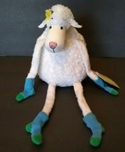 Hallmark DaySpring Lamb plush soft toy 12 in really woolly socks Jesus r... - $28.66
