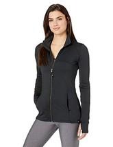 Satva Lightweight Full Zip Slimfit Running Yoga Workout Maya Fitted Jacket Coat