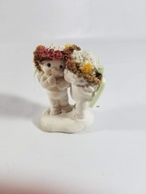DREAMSICLE Angel Figurine Stolen Kisses Angel Artist Kristin-1994  (3) - $9.89