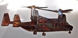 MV-22 Osprey  Metal Wall Decor - $27.99