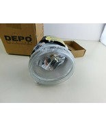 05-09 Chrysler Town & Country Fog Light Front Driving Lamp Replacement - $14.84