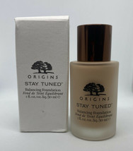 07 FAWN Origins Stay Tuned Balancing Face Makeup Full Size New Box NIB A12 - $39.99