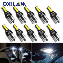 10x W5W LED T10 194 Car Lights for Nissan Qashqai Leaf X Trail Note Tiida Auto L - $13.02