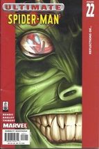 (CB-1} 2002 Marvel Comic Book: Ultimate Spider-Man #22 { Green Goblin returns }  - $5.00