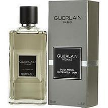 Guerlain Homme By Guerlain Eau De Parfum Spray 3.3 Oz For Men - $58.44