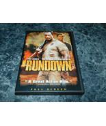 The Rundown (DVD, 2004, Full Frame Edition) - $1.99