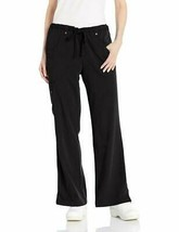 Dickies Womens Xtreme Stretch Fit Drawstring Flare Leg Pant - $56.42