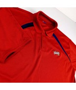 NBA Cleveland Cavaliers Red Golf Polo Shirt Sz XL - $29.99