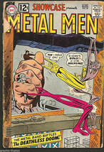 SHOWCASE #39 METAL MEN 1962 DC COMICS 1st Series 3rd appearance - $30.69