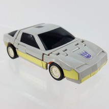 "Takara 1986 Hasbro Runabout Pull-Back Transformers Gray 4"" Car Robot Toy... - $18.67"