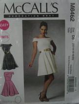 Pattern 6262 Women's Sexy  Dress multi sizes 12-20 - $6.99