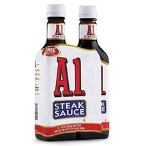 A-1 Steak Sauce 15 oz. bottle, 2 ct.