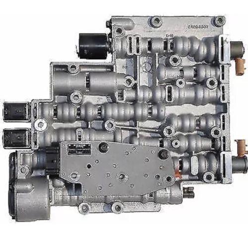 4L60E 4L65E Transmission Valve Body W/ Solenoid Set Epc Shift Pwm 3-2 2003+