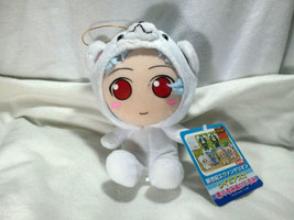 "Neon Genesis Evangelion ""Rei Polar Bear Costume"" Anime Plush / UFO Catcher - $14.88"