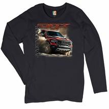 RAM 1500 TRX Sandman Women's Long Sleeve T-shirt Off-Road V8 Truck Licensed - $14.51+