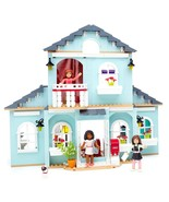 American Girl Grace's 2-in-1 Buildable Home Mega Bloks 749 Pieces NIB - $63.05