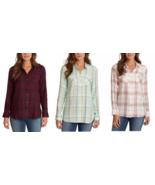 Jessica Simpson Women's Petunia Button-Up Shirt - $12.82