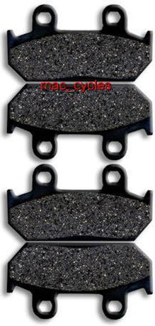 Honda Disc Brake Pads CBR600/F/F2 1987-1994 Front (2 sets)