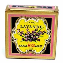 Roger & Gallet Lavande .9oz Soap Paris France - $10.39