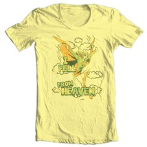 Supergirl Fell From Heaven T-shirt retro old style Silver Age 100% cotton DCO647 image 2