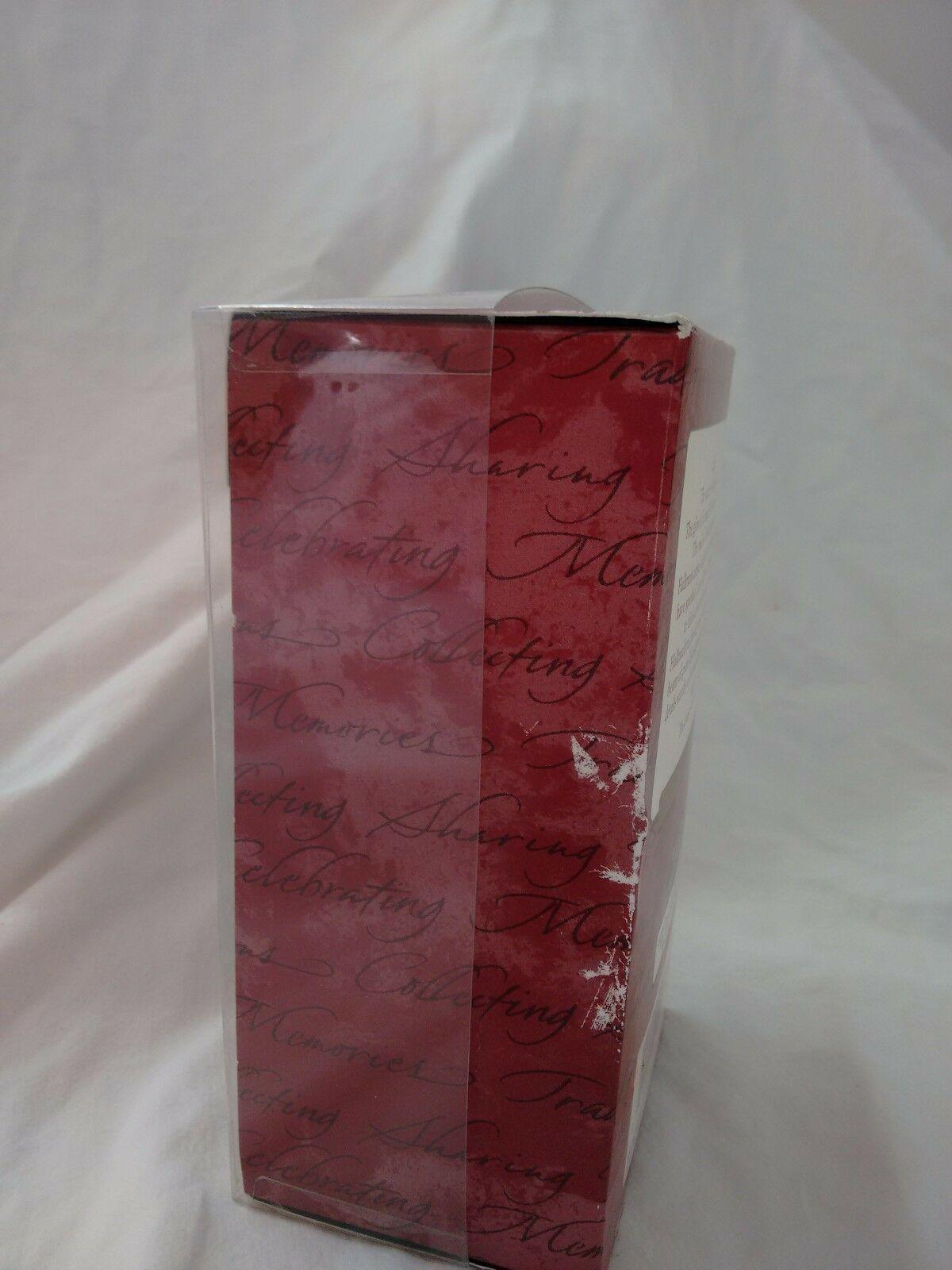 Hallmark Keepsake Ringing In Christmas Reflect Laser Gallery Ornament 1999