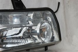04-10 Infiniti QX56 Xenon HID Headlight Head Light Passenger RH - POLISHED image 4