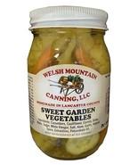 SWEET GARDEN VEGETABLES 16oz Pint Cucumber Cauliflower Carrot Amish Homemade USA - $5.91 - $64.32