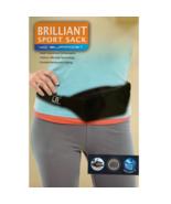 Elastic Waist Sports Bag for Men, Women, Runners, Jogging,Gym,Yoga.Grey ... - $17.99