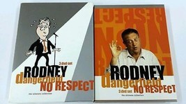 Rodney Dangerfield - No Respect The Ultimate Collection - 3  DVD 7 HRS  ... - $44.88