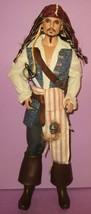 Barbie Pirates of the Caribbean Jack Sparrow Johnny Depp Pirate Ken Disn... - $199.99