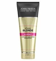 John Frieda Sheer Blonde hi impact shampoo 250ml - $17.90