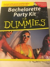 Bachelorette Party Kit for Dummies Games and Ideas Hostess Guide - £8.98 GBP