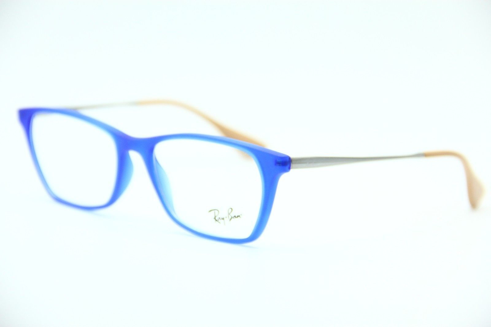 8f23483143 New RAY-BAN Rb 7053 5524 Blue Eyeglasses and 27 similar items. S l1600