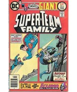 Super-Team Family Comic Book #5 DC Comics 1976 VERY FINE+ - $12.59