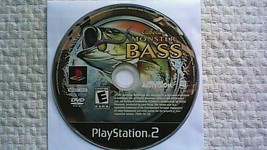Cabela's Monster Bass (Sony PlayStation 2, 2007) - $4.45