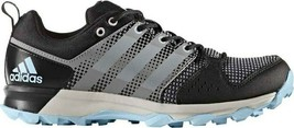 Adidas Women's Galaxy Trail ~ Black/Carolina Blue ~ Trail Running size 5 - $39.95