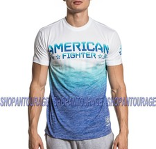 American Fighter Everson FM7945 New Men`s Graphic Fashion T-shirt By Affliction - $36.72+