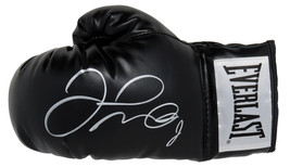 Floyd Mayweather Jr. Signed Everlast Black Boxing Glove - $350.00