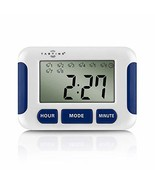 TabTime Timer, Electronic Pill Reminder with 8 Alarms per Day, Essential... - $29.03