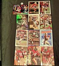 San Francisco 49er's Jerry Rice #80 Football Trading Cards AA-191805 Vintage Co image 12