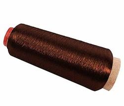 Black Temptation [Dark Brown] Embroidery Thread Machine Embroidery Threa... - £9.16 GBP