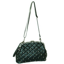 [Broken Dreams] Stylish Blackan Bag Handbag - $22.99