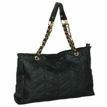[Just Dance] Stylish Black Double Handle Bag Handbag - $29.89