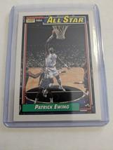 1992-93 Topps All Star #121 Patrick Ewing New York Knicks RARE GEM MINT - $9.99