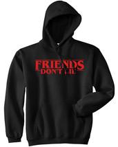 Strange Friends Don't Lie Premium Pullover Sweater Jumper Hoodie - Unise... - $20.29+