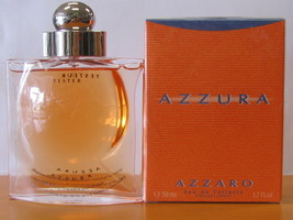 Azzaro Azzura Perfume 1.7 Oz Eau De Toilette Spray image 1