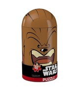 "Star Wars Chewbacca Puzzle 15"" x 11.25"" In Metal Bullet Shape Tin - $8.24"